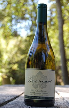 2011 Beauregard Bald Mountain Vineyard Chardonnay