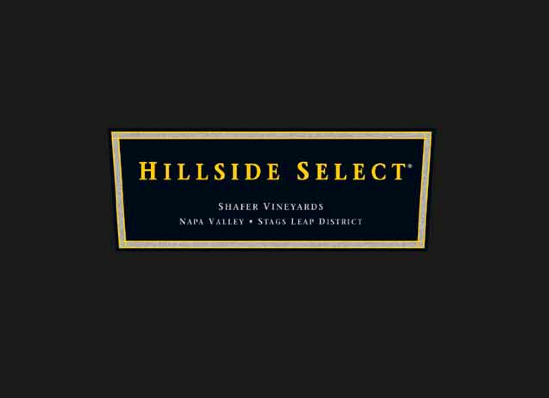"2009 Shafer Vineyards ""Hillside Select"" Cabernet Sauvignon"