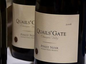 2006 Quail's Gate Pinot Noir