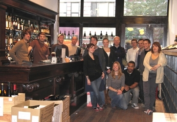 Staff makes the difference at Chambers Street Wine