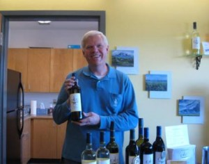 James Waite, CAVU Cellars