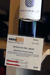 Vino 100's Wine Barometer