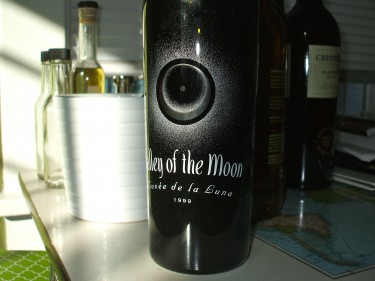 Valley of the Moon Cuvee de la Luna 2008 Bordeaux Red Blends Wine Red Blends Wine