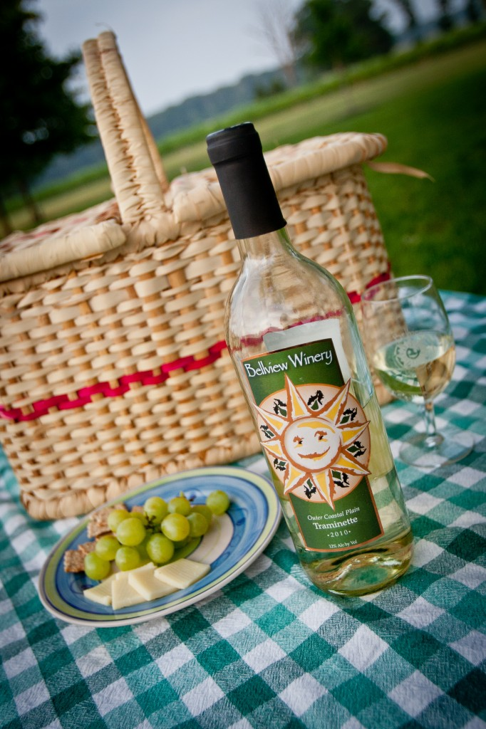 2010 Traminette at Bellview Winery