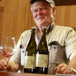 "It's always good advice to listen to the locals for recommendations. During the first three stops on our trip we asked for recommendations, all three said you must go meet Don at Vidon Winery. Don worked in the Apollo space program, holds a Ph.D. in Physics from Berkley and has a real passion for making Pinot. Vidon is the quintessential ""boutique winery"" with small production and fabulous Pinot Noir."