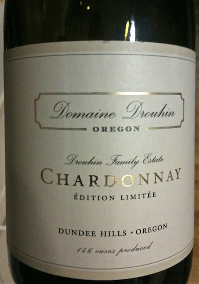 Palate Press Wine of the Week: 2008 Domaine Drouhin Oregon
