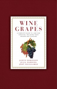 Wine Grapes by Jancis Robinson José Vouillamoz and Julia Harding