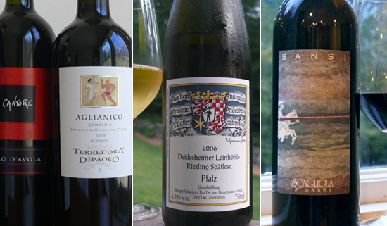 Red and White Wines for Comfort Food