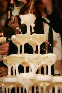 Champagne_tower
