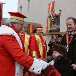 Enthronement into the ConfrÈrie des Chevaliers du Tastevins