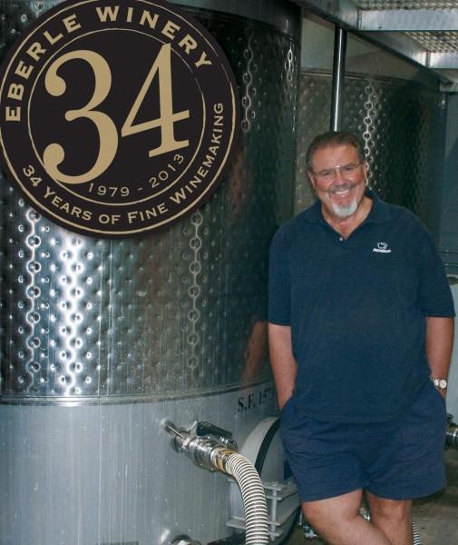 Gary Eberle - Owner, Eberle Winery