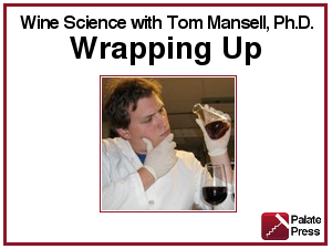 Wine Science - Wrap