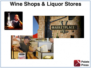 Wine Shops & Liquor Stores