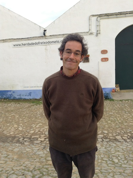 Owner/Winemaker of biological winery Herdade Do Freixo do Melo