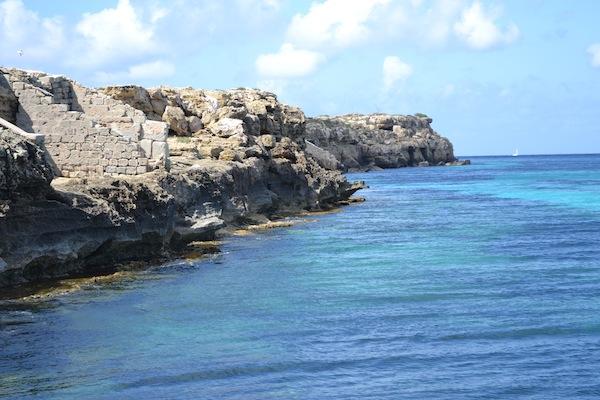 Kamens Favignana Tufa Quarry Beaches