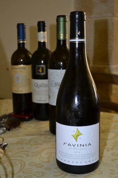 Kamens Favignana Wines