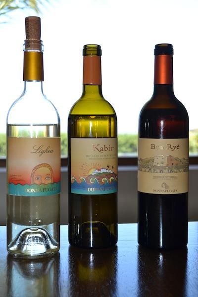 Kamens Pantelleria Wines