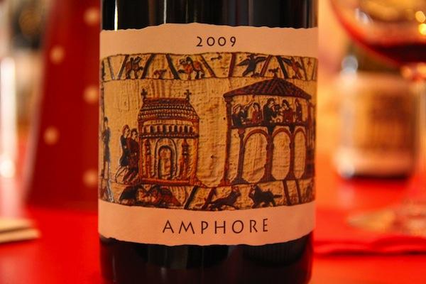 landauer gisperg - amphora wine