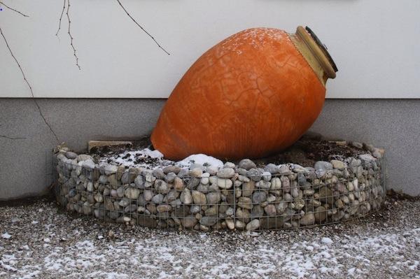 landauer gisperg - amphora