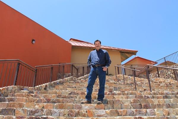 Victor Segura at Las Nubes