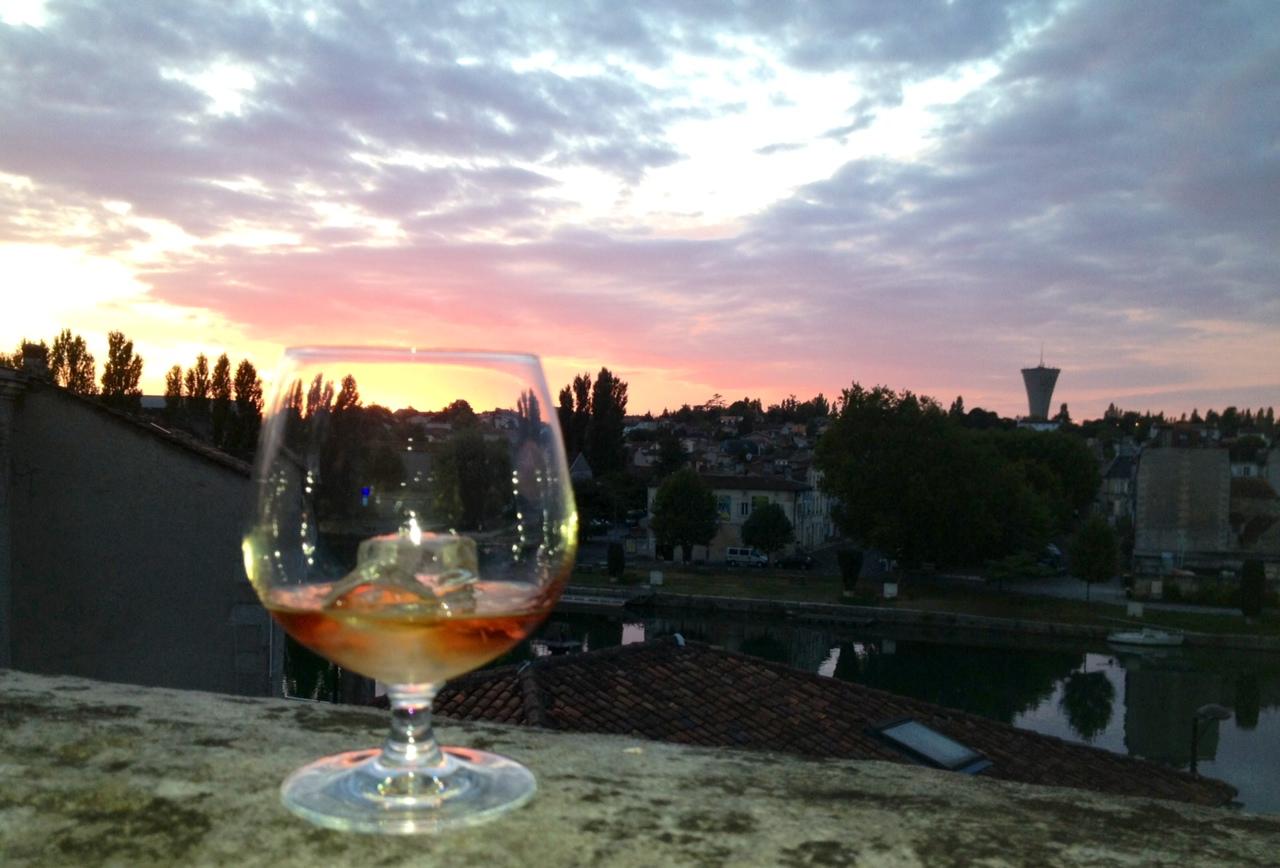 Cognac in Cognac