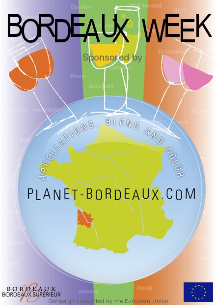 Bordeaux Week Insert Ad