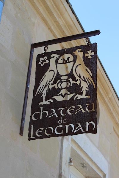 Chateau Leognan logo