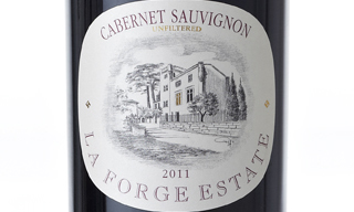 LA FORGE ESTATE CABERNET SAUVIGNON 2011 2nd img
