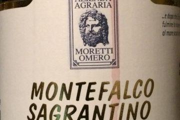 Moretti Omero Sagrantino