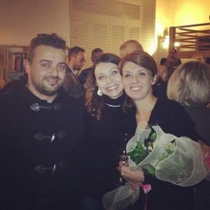 Marco Ghezzi, Elisa Mazzavillani, and Marilena Barbera