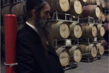 Kosher oversight at Yatir Winery