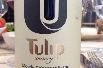 Mostly Cabernet Franc Tulip