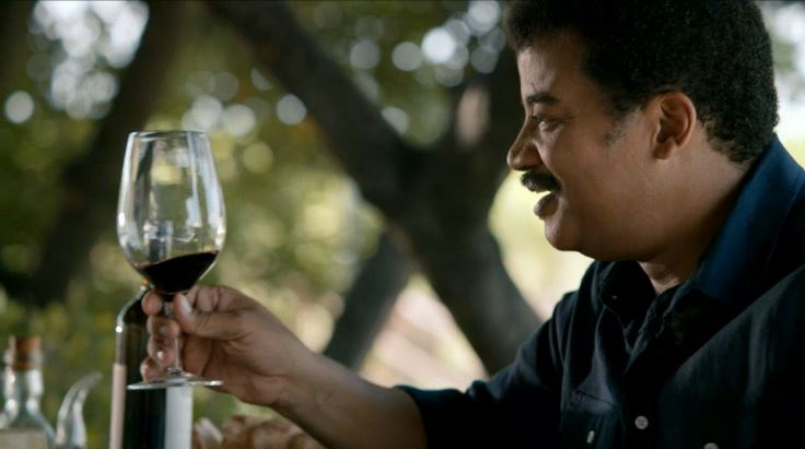 Image result for neil degrasse tyson wine