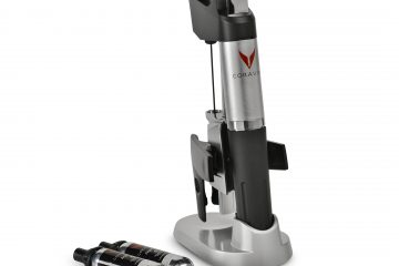 Coravin Wine Access System with capsules