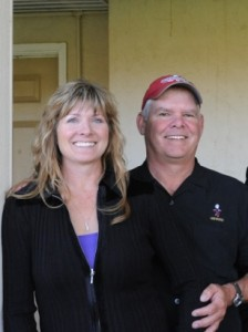 Sandy and Doug Rowell of McKinley Springs