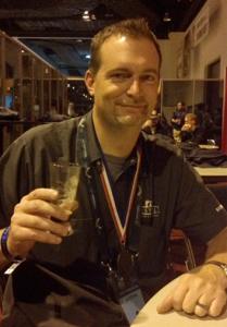 Matt Potts at GABF in 2012
