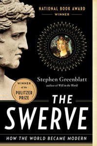 """The Swerve"" won the Pulitzer Prize for Non-Fiction in 2012."