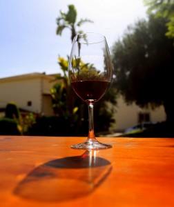 jumping wine