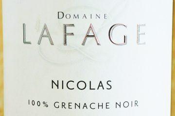 Domaine LaFage Nicolas