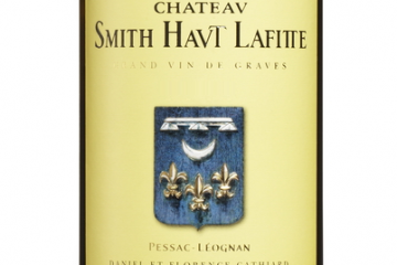 Smith Haut Lafitte blanc label only