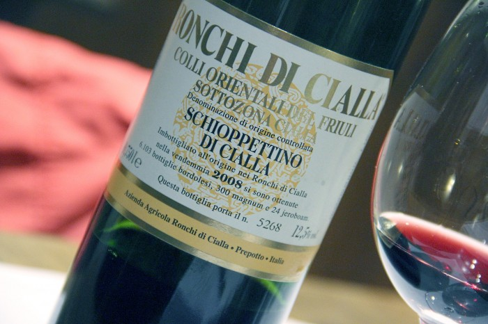 ronchi di Cialla sch2008 bottle shot