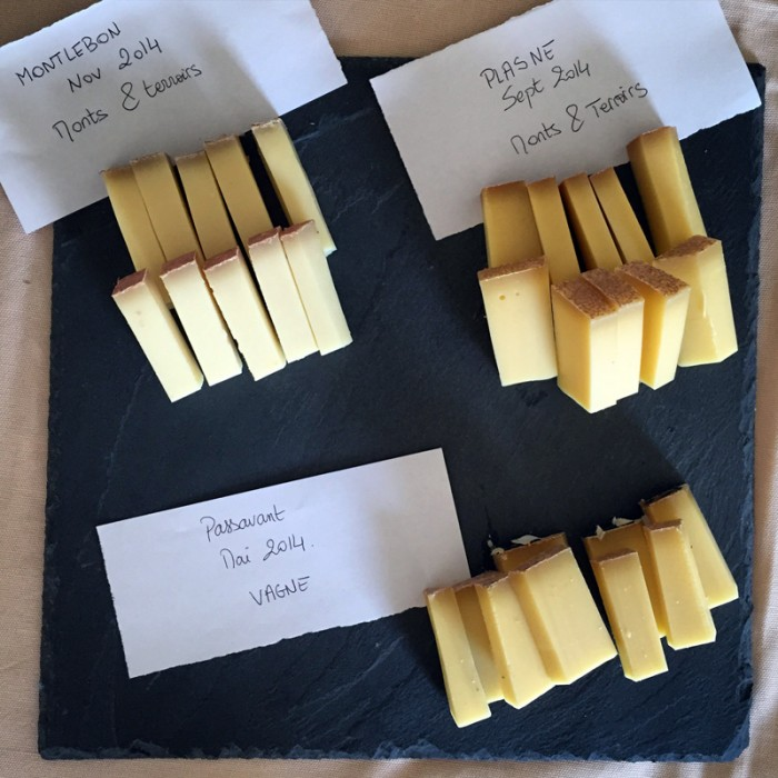 Compté-cheese-plate