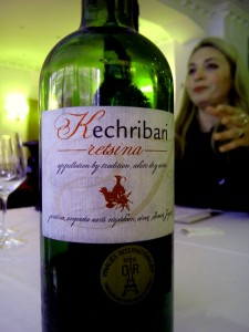 Eleni Kechris presents her Kechribari Restina