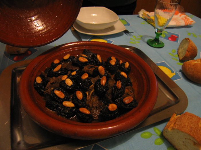 Mrouzia, a honeyed lamb tagine from Morocco