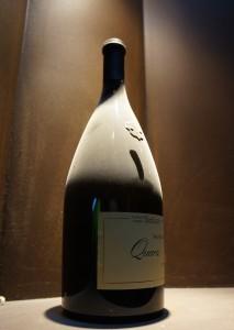 Quarz old bottle