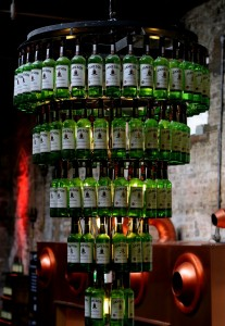 jameson-bottles-chandelier