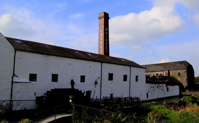 Locke's Distillery in Kilbeggan