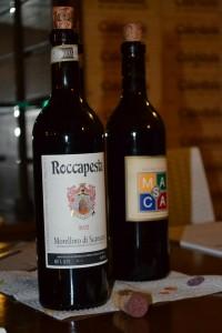 Roccapesta Bottles