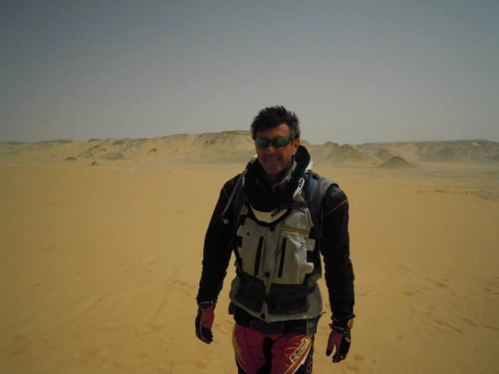 Armani in Egypt