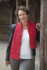Chantal Michel Tortochot (photo courtesy: Domaine Tortochot)